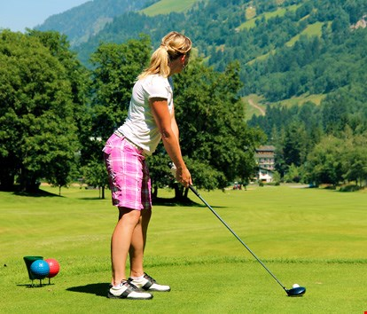 Golf i Bad Gastein
