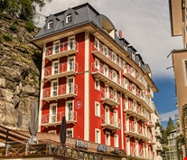 Hotel Eden Rock i Bad Gastein