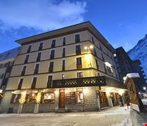 Skiferie cervinia for Hotel meuble furggen