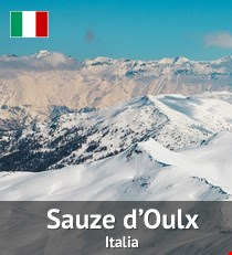 Sauze d'Oulx – opplev The Milky Way i vinter